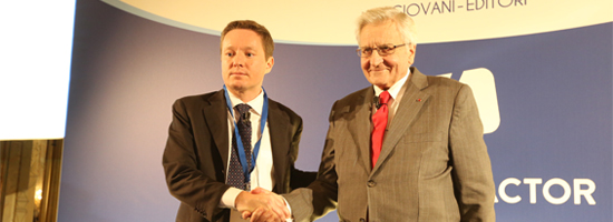 Meeting with Jean-Claude Trichet